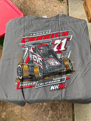 Carrick KKM CVC - Adult Gray T Shirt