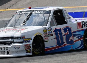 YOUNG'S MOTORSPORTS CLAIMS TWO TOP-10 FINISHES FOR THE FIRST TIME