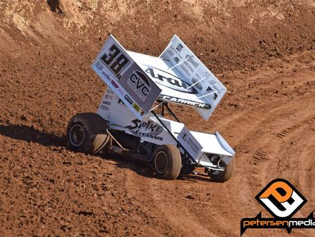 Blake Carrick Makes Debut at Silver Dollar Speedway