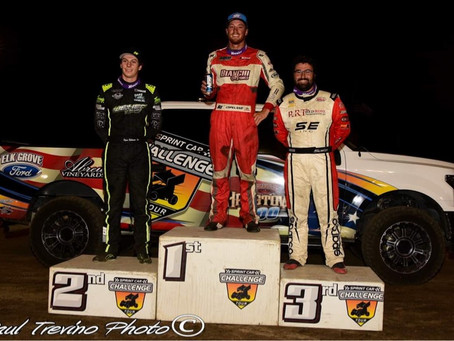 Colby Copeland finally claims first SCCT triumph