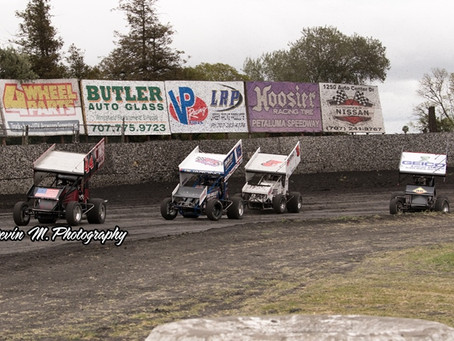 Petaluma Speedway welcomes in Sprint Car Challenge Tour Round Seven this Saturday
