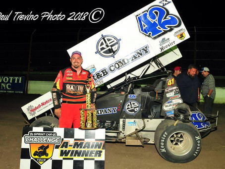 Tim Kaeding earns first SCCT victory