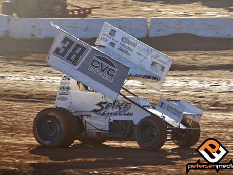 Blake Carrick Races Way Into Star Studded Nor Cal Posse Shootout Feature
