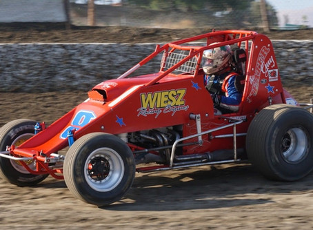 USAC WEST COAST SPRINT CARS DEBUT AT PLACERVILLE SATURDAY
