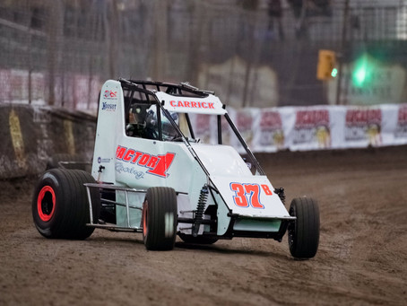 Winged Outlaw Run Highlights Blake Carrick's Tulsa Shootout