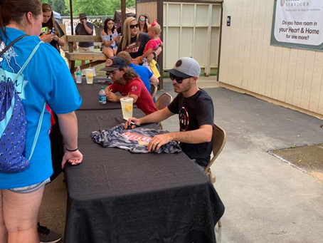 Expanded autograph sessions to be featured at the Hangtown 100