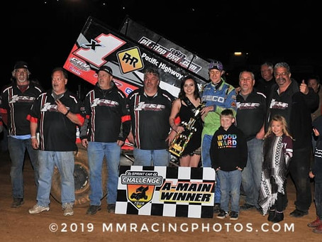Forsberg holds off Becker for first SCCT victory