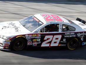 TANNER THORSON MAKES NASCAR K&N PRO SERIES DEBUT