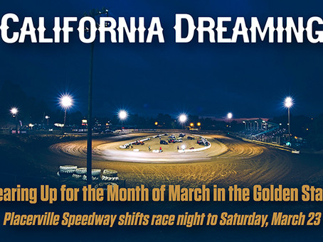 'The Greatest Show on Dirt' invades Golden State for entire month of March