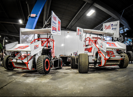Tanner Carrick Makes First Tulsa Shootout Appearance with Factor 1 Racing