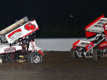 Sanders continues hot pace to win Tarter Memorial