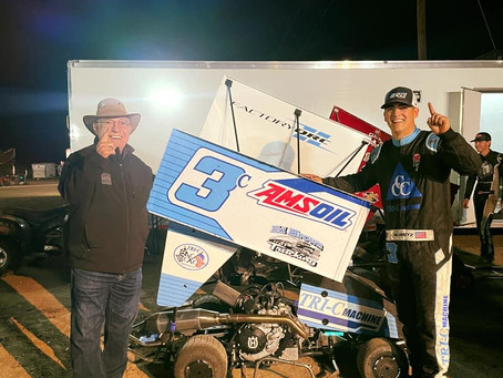 Casey Schmitz Snags Jim Shirley Memorial Triumph in Cycleland Return to Racing