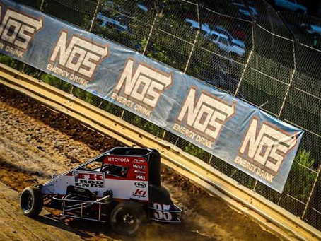Carrick Caps Saturated PA Midget Week with Fourth Place Finish