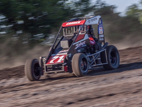 Tanner Carrick Has Strong Showing at Pennsylvania Midget Week