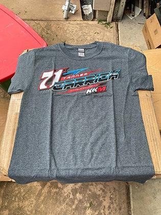 Carrick KKM Craftsman- Adult Gray T Shirt