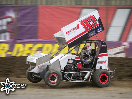 Tanner Carrick's 2019 Season Off and Running