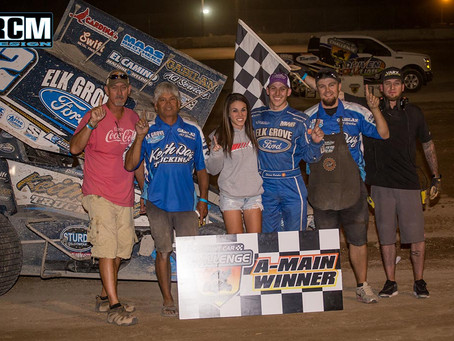 Golobic becomes 8th winner in 10 SCCT races this season