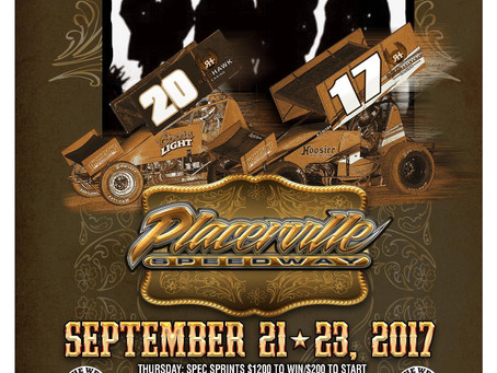 Format announced for Winged Sprint Car portion of the Nor-Cal Posse Shootout-