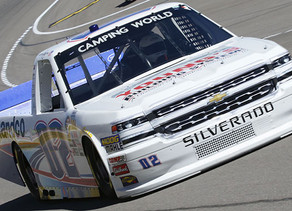 MISFORTUNE FOR YOUNG'S MOTORSPORTS IN LAS VEGAS