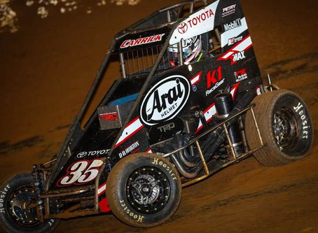 Carrick 6th in Final Midget Week Standings