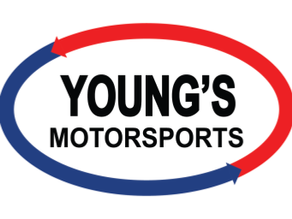 YOUNG'S MOTORSPORTS LOOKING TO BE A DARK HORSE IN SIN CITY