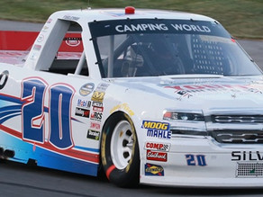 YOUNG'S MOTORSPORTS SCORES 16TH-PLACE FINISH IN BLUEGRASS STATE