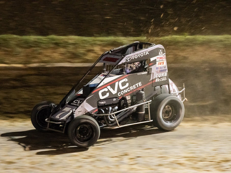Tanner Carrick Second In Final Illinois Midget Week Points