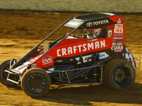 Carrick Corrals Four Pack of Top-10's During PA Midget Week