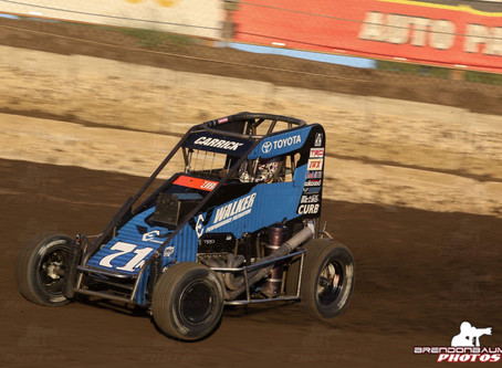 Tanner Carrick Scores Two Illinois Podiums