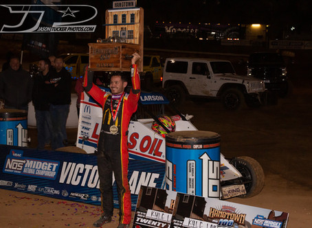 Second Annual Hangtown 100 confirmed for November 19-21 at Placerville Speedway