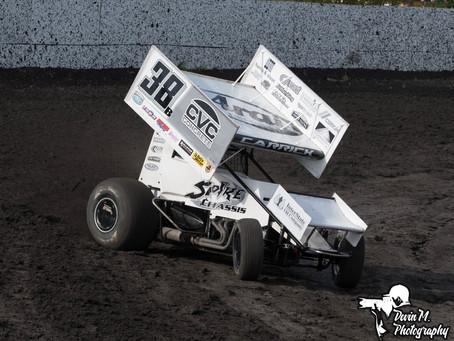 Blake Carrick Bags Top-5 at Ocean Speedway
