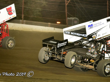 Close SCCT point battle converges in Stockton Saturday