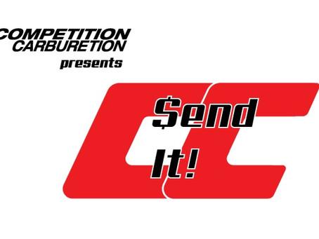 """Competition Carburetion """"2020 Send It Tour!"""""""