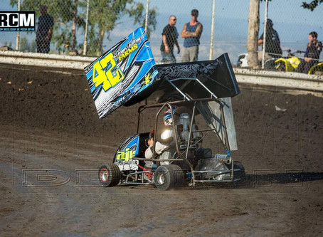 Alec Justeson Finally Breaks Through for First Sportsman Win of 2017