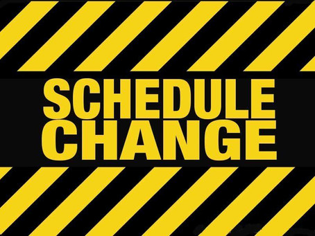 Outlaw Kart Schedule Change! August 11th Race Moved to September 1st
