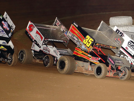 Silver Dollar Speedway debut on deck for the Sprint Car Challenge Tour Saturday