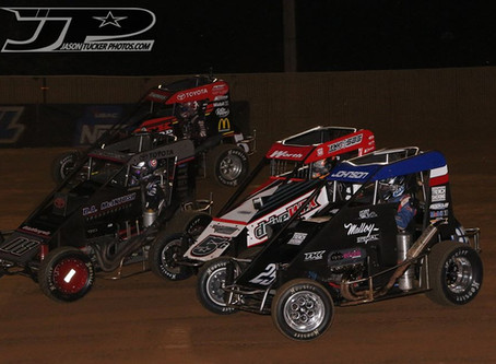 Hangtown 100 dates confirmed for November 19, 20 and 21 at Placerville Speedway