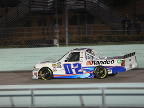 YOUNG'S MOTORSPORTS FINISHES YEAR AT HOMESTEAD