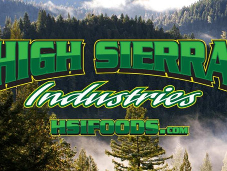 Sponsor Spotlight:  High Sierra Industries