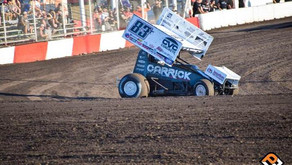 Tanner Carrick Impresses with World of Outlaws at Gold Cup Race of Champions