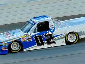 YOUNG'S MOTORSPORTS SCORES TOP-10 FINISH AT CHICAGOLAND SPEEDWAY