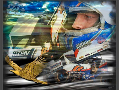 SCCT Scheduled for the 8th Annual David Tarter Memorial at Silver Dollar Speedway