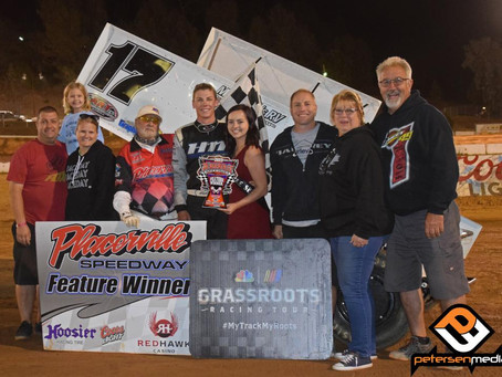 Henry breaks through for first Placerville win
