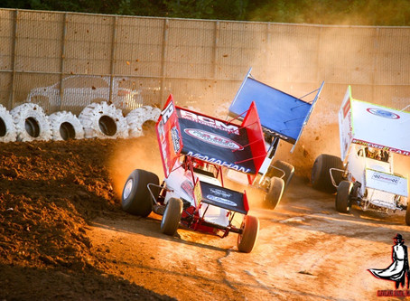 King of the West-NARC 410 Sprint Cars headline Summer Nationals at Placerville Speedway this Saturda