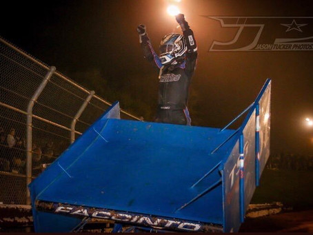 Mitchell Faccinto wins Sprint Car Challenge Tour opener in Placerville