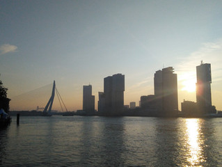 The Big Catch Up (2) - It could be Rotterdam