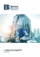 BETON BAUEN_Health & Safety Policy_Cover