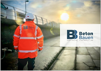 BETON BAUEN_Company Brochure_Cover Thumb