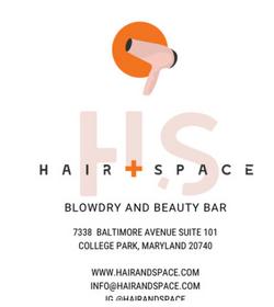 Hair + Space