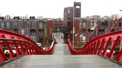 Python Bridge, Netherlands